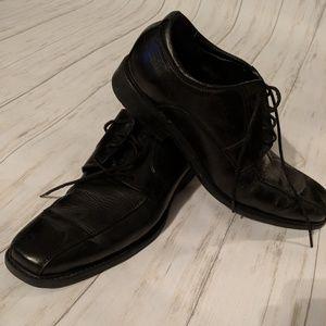 Men's sz. 12 Steve Madden square toe dress shoes